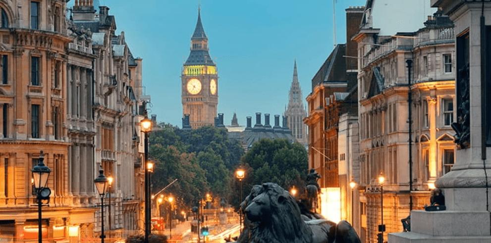 กรุงลอนดอน