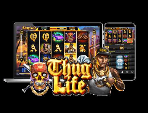 Thug Life  เกมปล้นเงินทองอันมากมายที่จะทำให้ร่ำรวยแบบไม่รู้ตัว