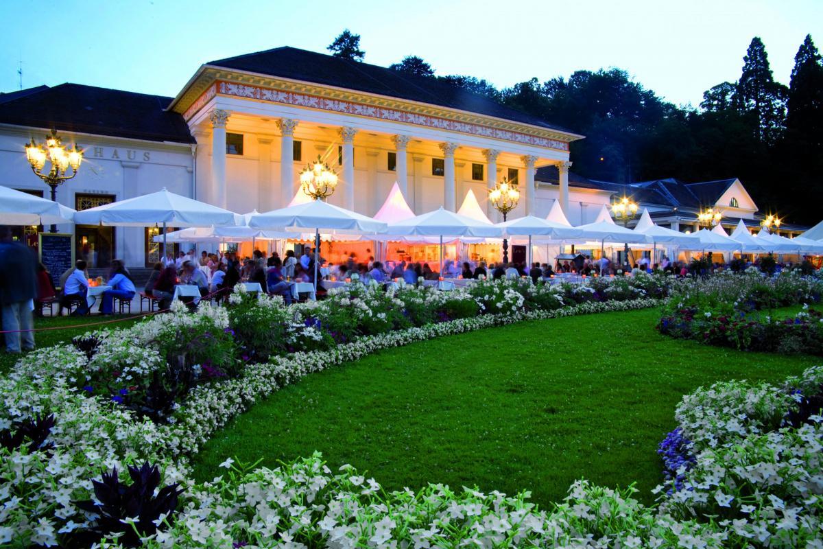 Kurhaus of Baden-Baden คาสิโนแรกสุดยิ่งใหญ่แห่งเยอรมนีที่มีประวัติโชกโชน
