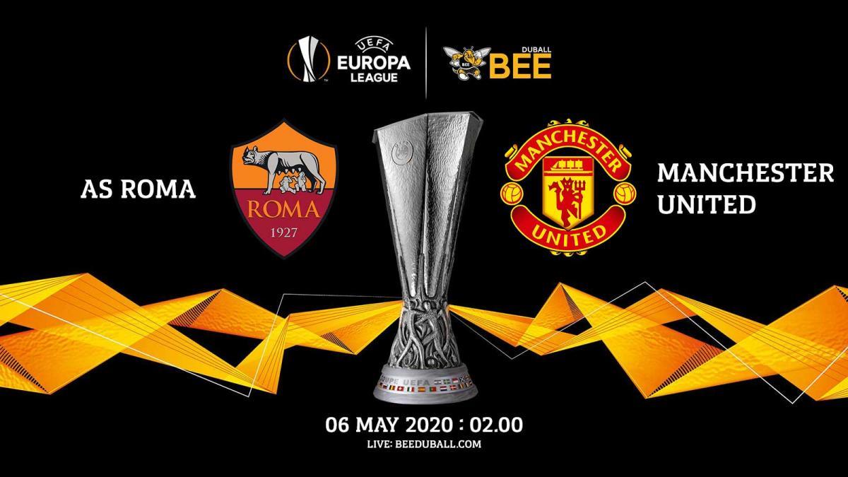 ฟุตบอลยูโรป้าลีก 2020/2021 :โรม่า พบ แมนเชสเตอร์ ยูไนเต็ด